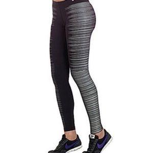 Nike Pro Flash Reflective Black Running Tights
